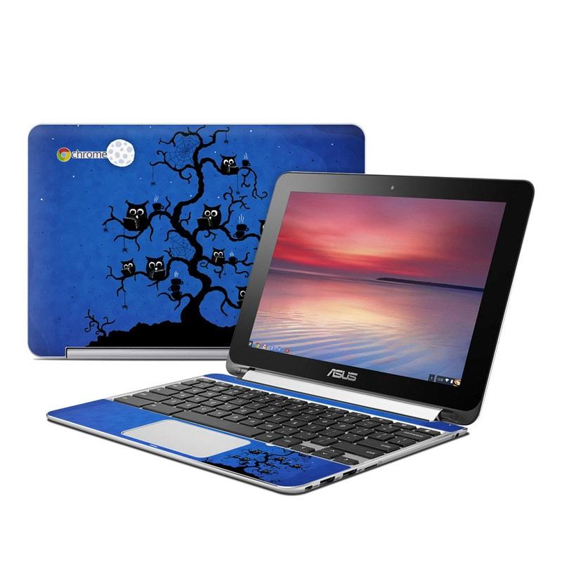 Internet Cafe Asus Chromebook Flip C100 Skin