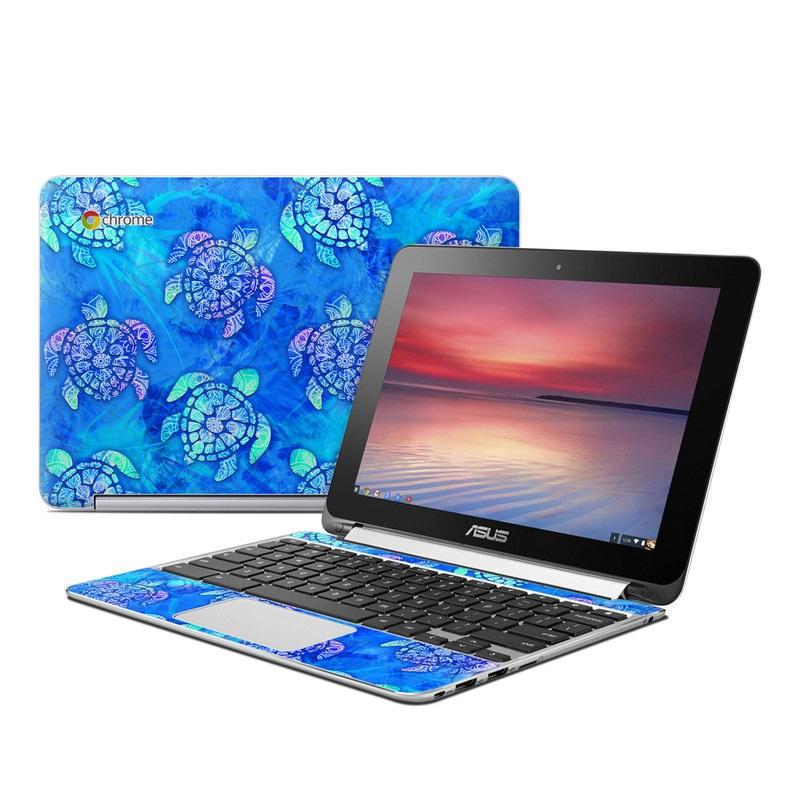 Mother Earth Asus Chromebook Flip C100 Skin