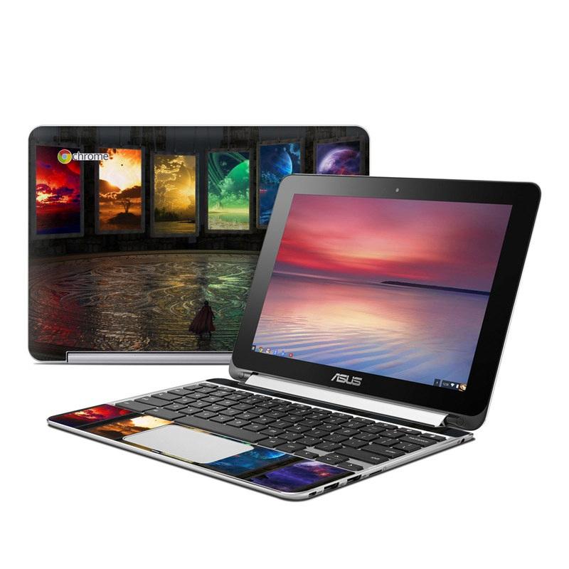 Portals Asus Chromebook Flip C100 Skin
