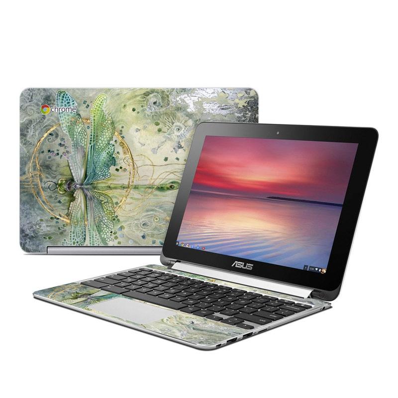 Transition Asus Chromebook Flip C100 Skin