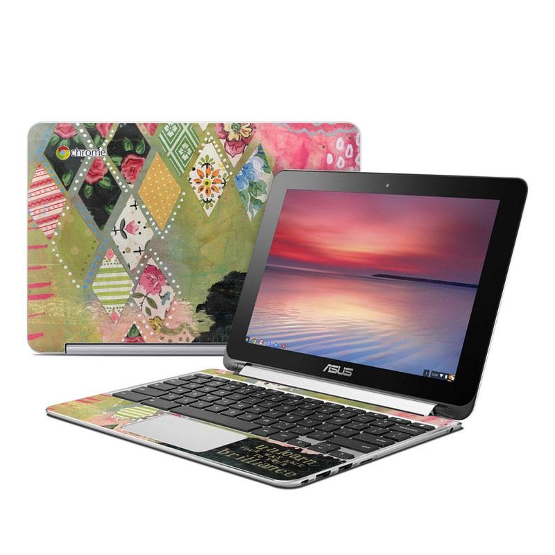 Unlearn Asus Chromebook Flip C100 Skin