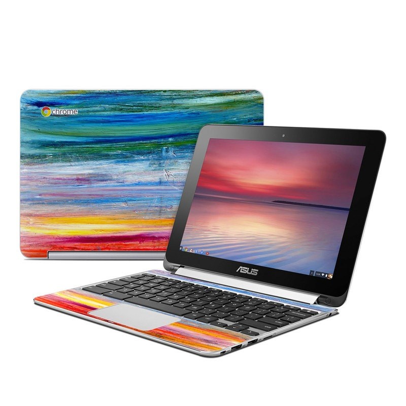 Waterfall Asus Chromebook Flip C100 Skin