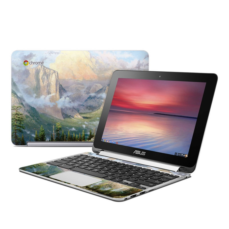 Yosemite Valley Asus Chromebook Flip C100 Skin