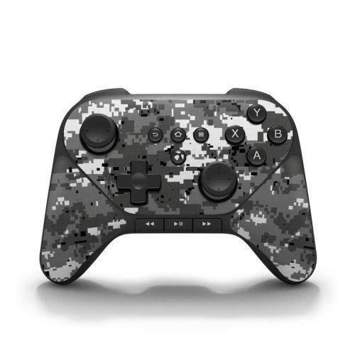 Digital Urban Camo Amazon Fire Game Controller Skin