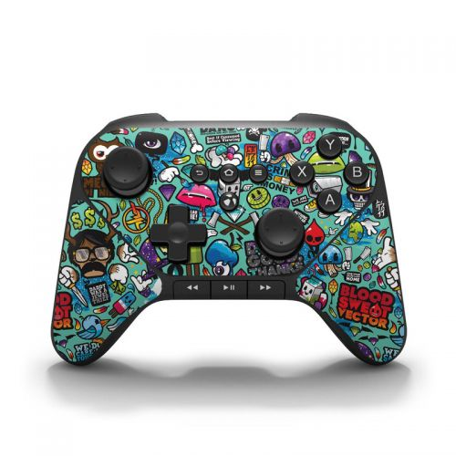 Jewel Thief Amazon Fire Game Controller Skin