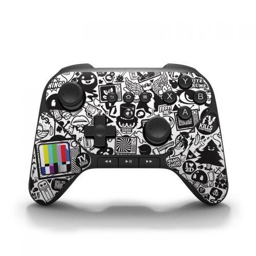 TV Kills Everything Amazon Fire Game Controller Skin