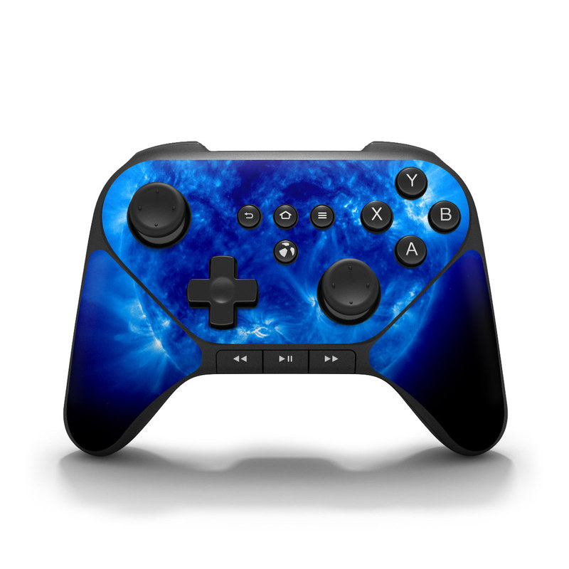 Blue Giant Amazon Fire Game Controller Skin