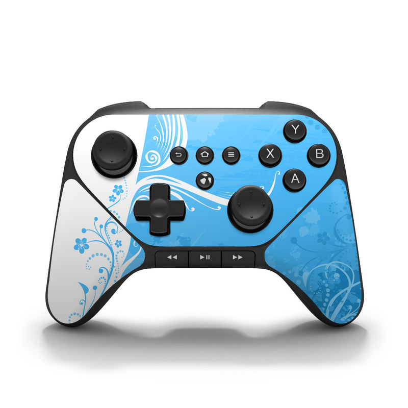 Blue Crush Amazon Fire Game Controller Skin
