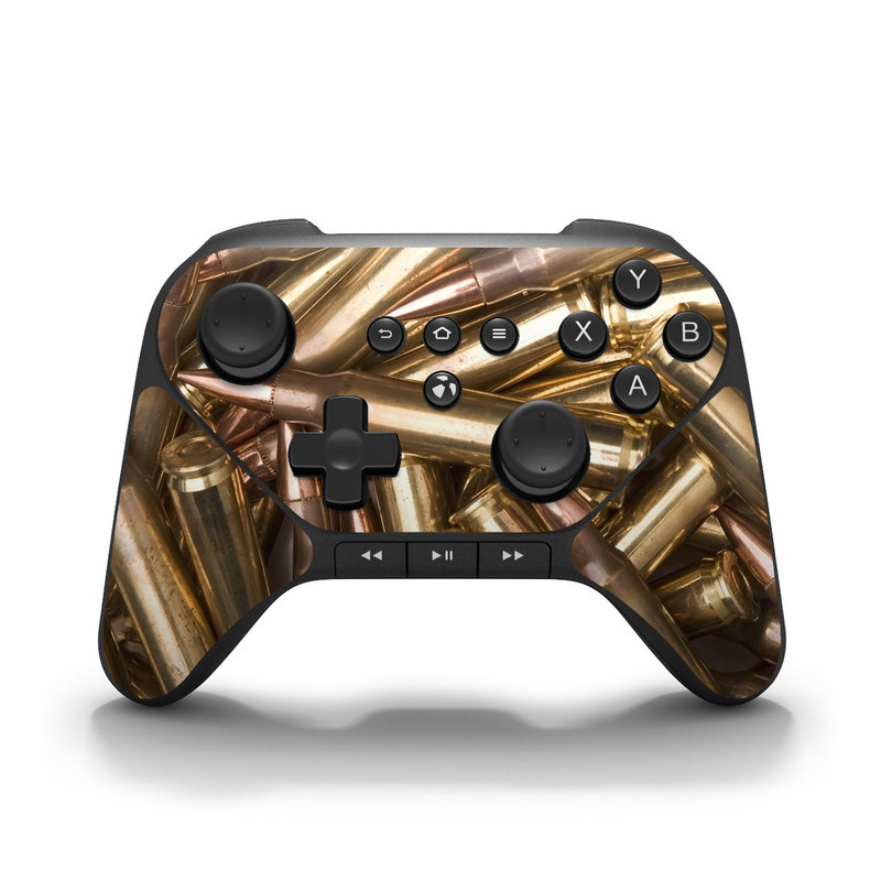 Bullets Amazon Fire Game Controller Skin