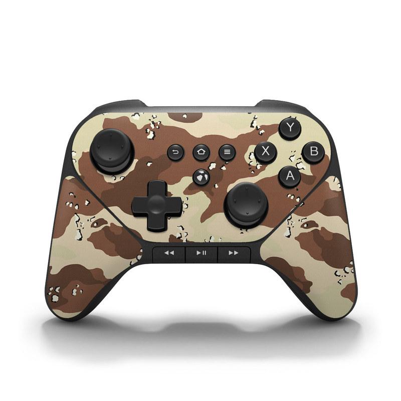 Desert Camo Amazon Fire Game Controller Skin