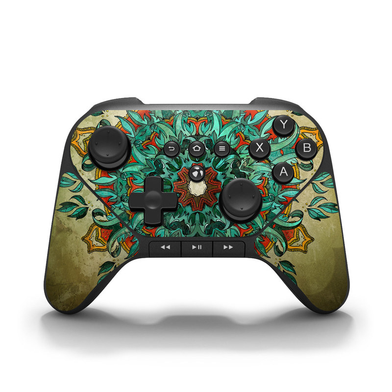 Mandela Amazon Fire Game Controller Skin