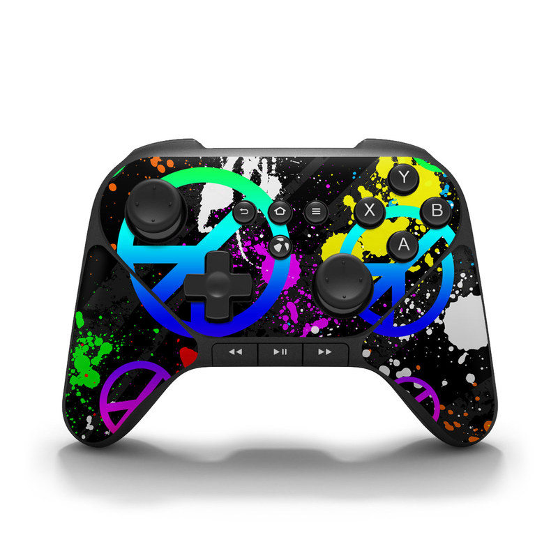 Unity Amazon Fire Game Controller Skin