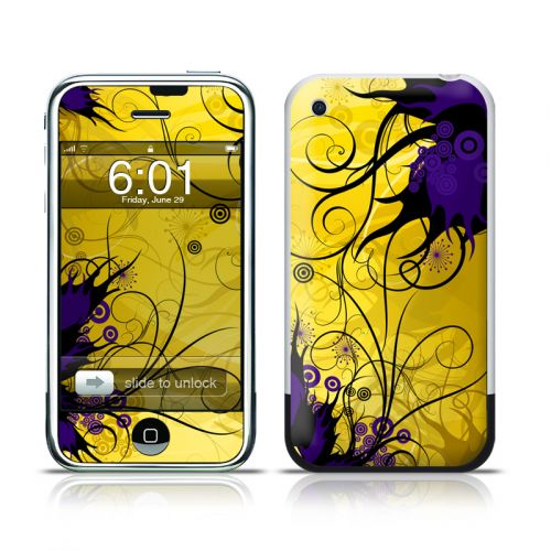 Chaotic Land iPhone 1st Gen Skin