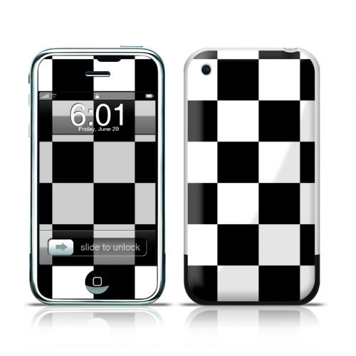 Checkers iPhone 1st Gen Skin