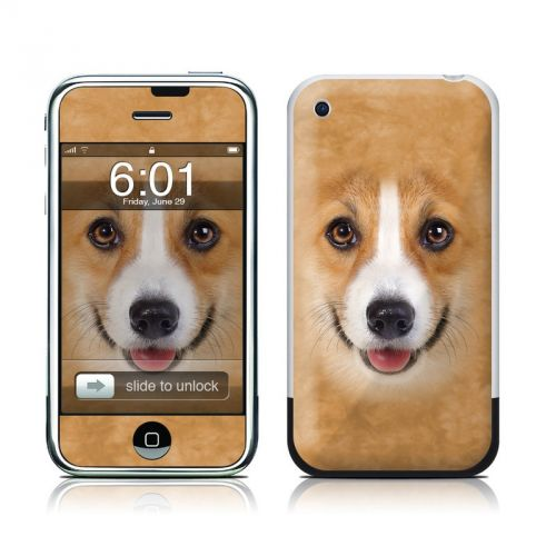 Corgi iPhone 1st Gen Skin
