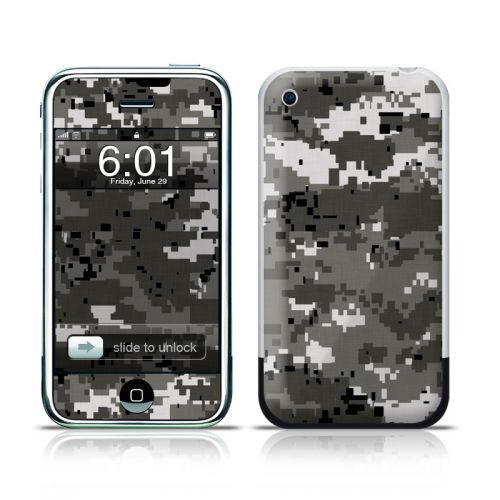 Digital Urban Camo iPhone 1st Gen Skin