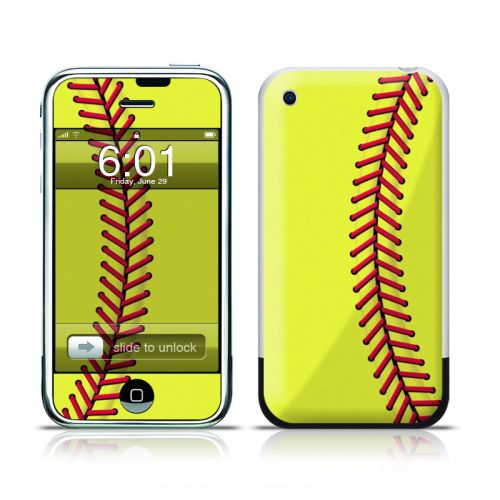 Softball iPhone 1st Gen Skin