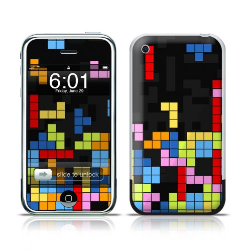 Tetrads iPhone 1st Gen Skin