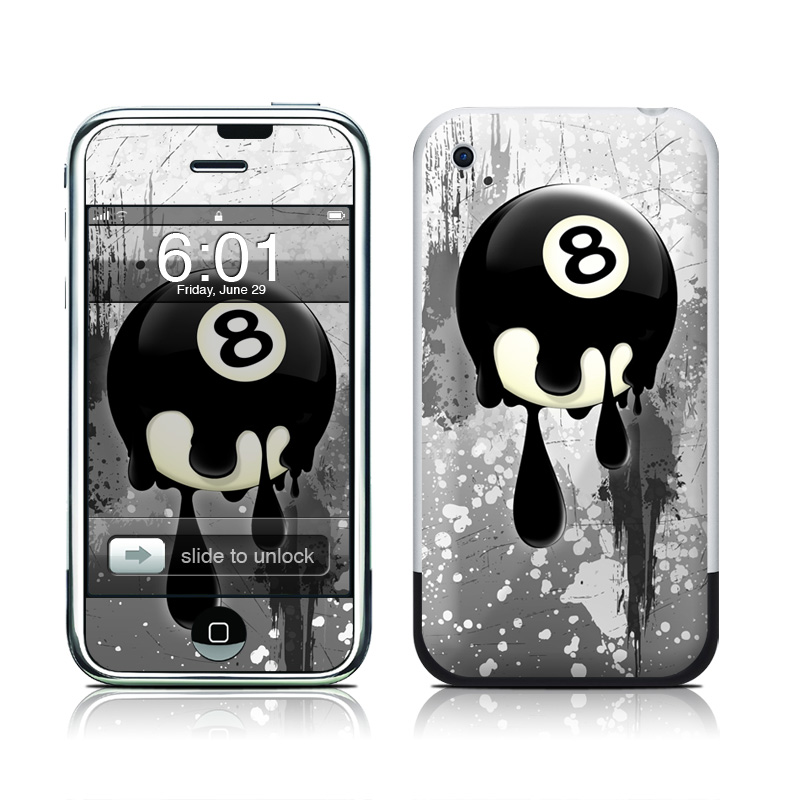8Ball iPhone 1st Gen Skin