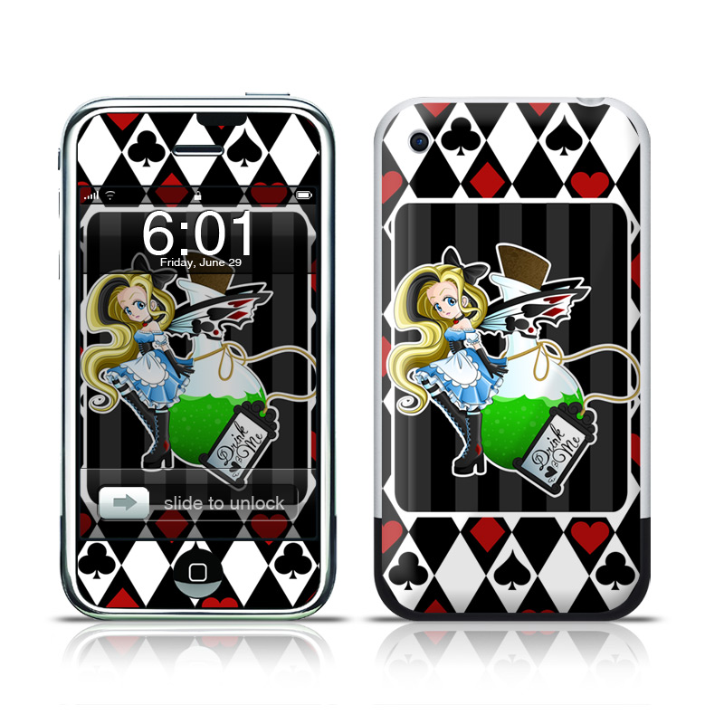 Alice iPhone 1st Gen Skin