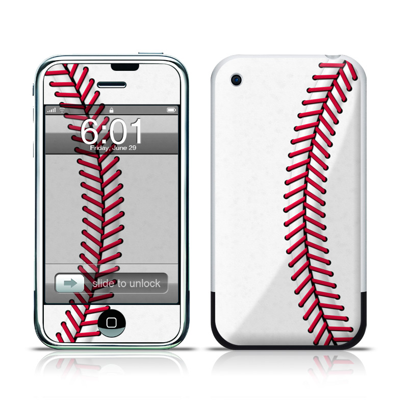 Baseball iPhone 1st Gen Skin