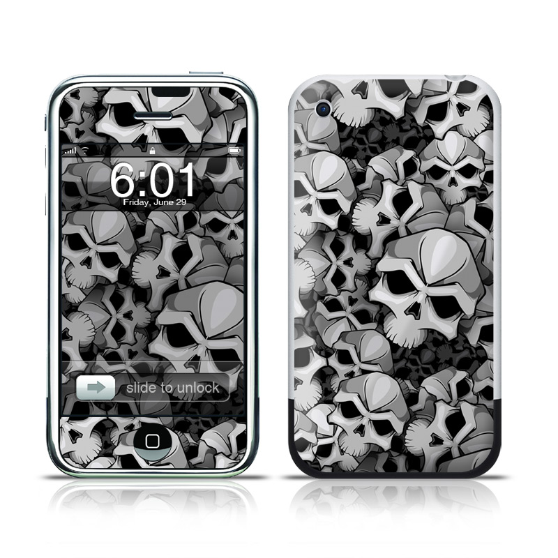 Bones iPhone 1st Gen Skin