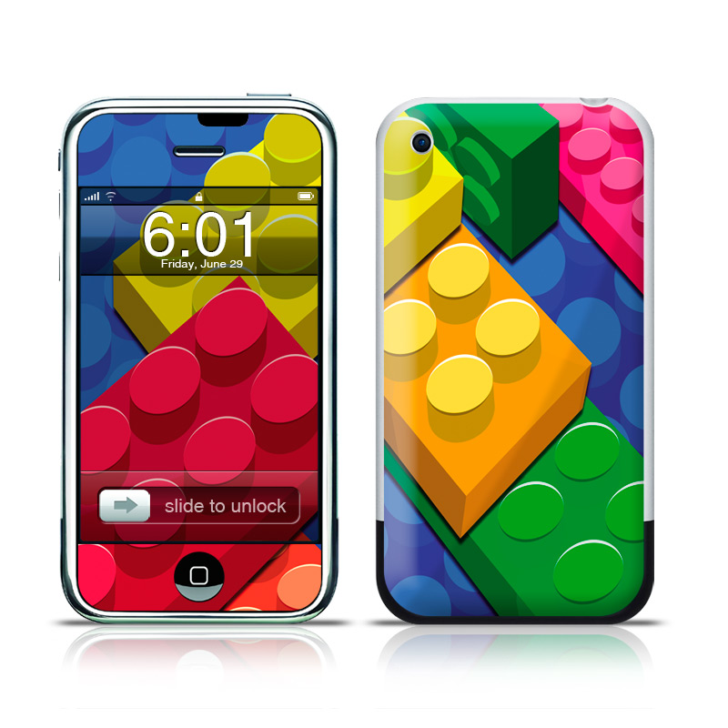 Bricks iPhone 1st Gen Skin