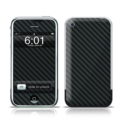 Carbon Fiber iPhone 1st Gen Skin