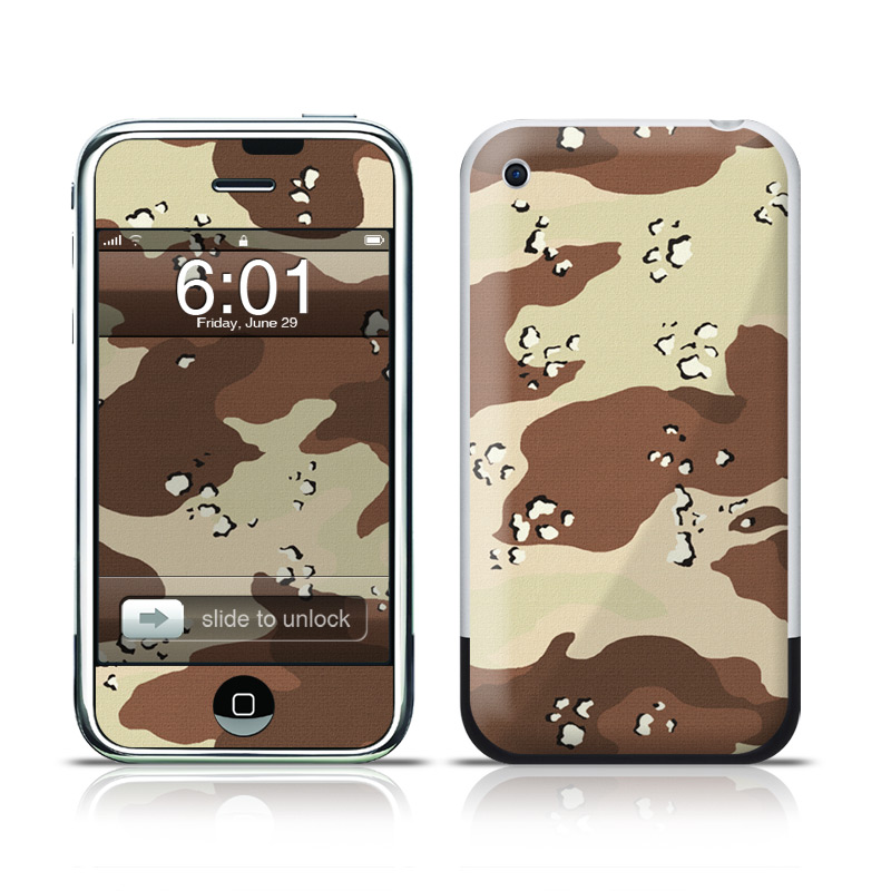 iphone first generation desert camo iphone 1st skin istyles 3118