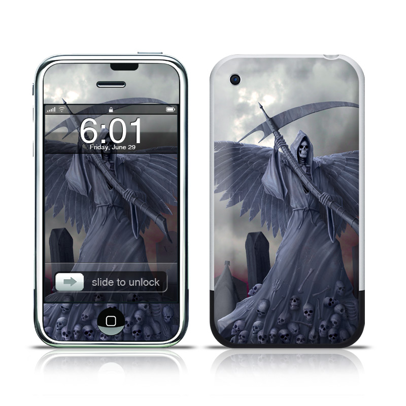 Death on Hold iPhone 1st Gen Skin