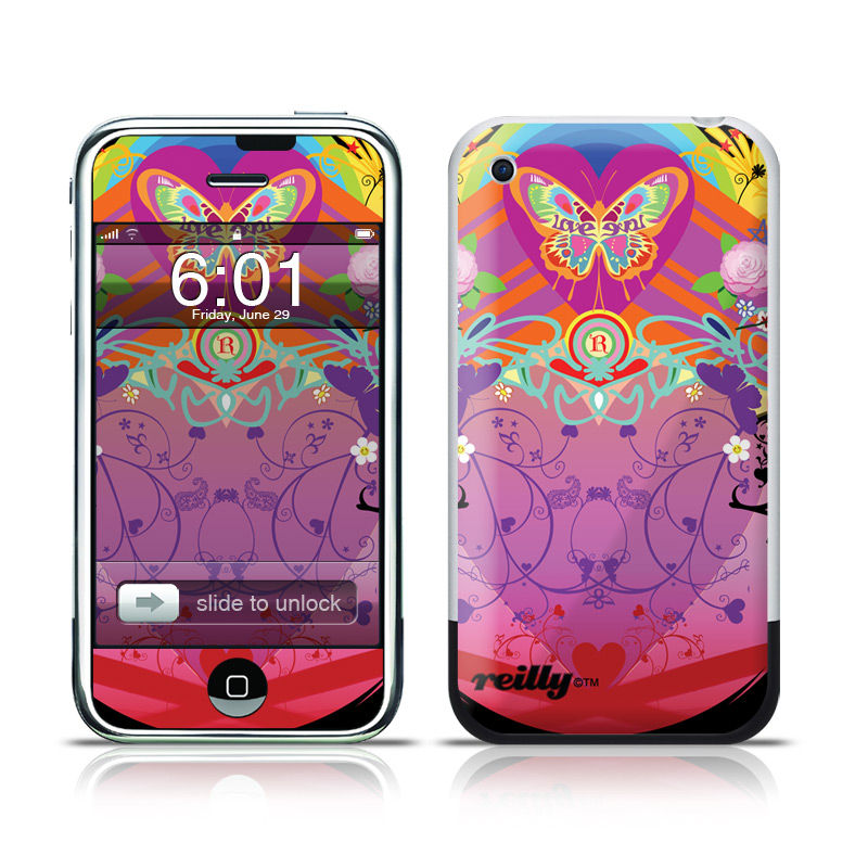 Ecstacy iPhone 1st Gen Skin