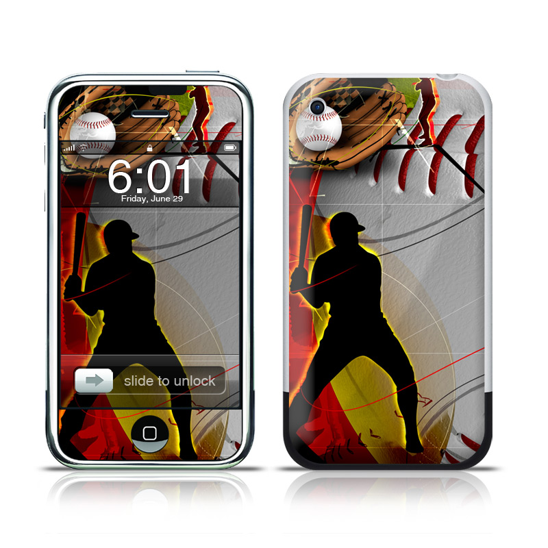 iPhone 1st Gen Skin design of Basketball, Streetball, Graphic design, Basketball player, Team sport, Slam dunk, Animation, Basketball moves, Illustration, Ball game with gray, black, red, white, green, pink colors