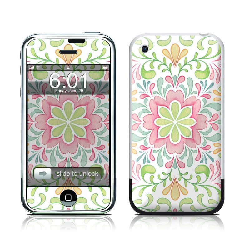 Honeysuckle iPhone 1st Gen Skin