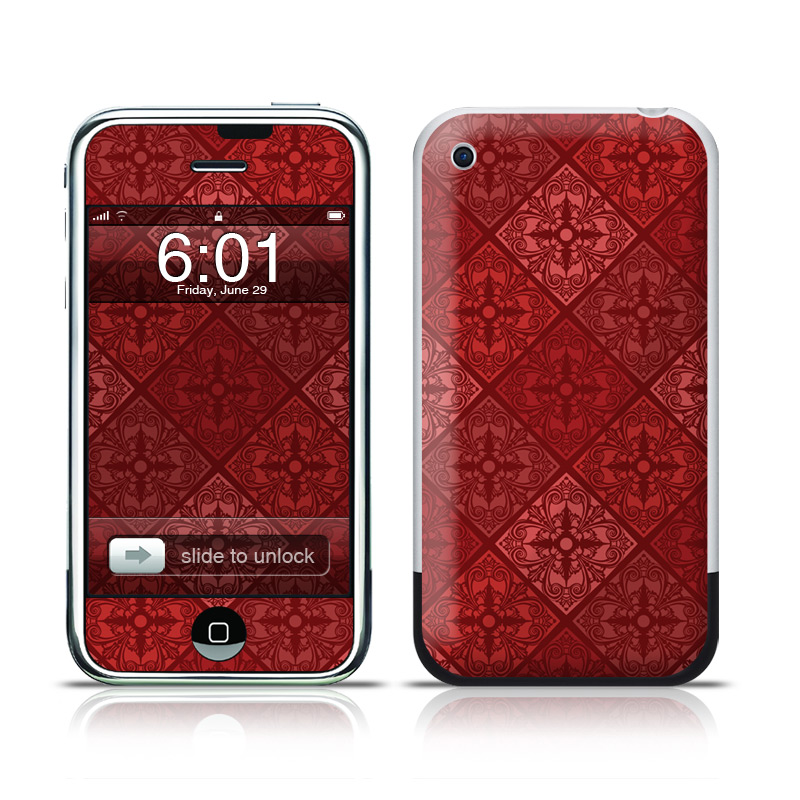 Humidor iPhone 1st Gen Skin