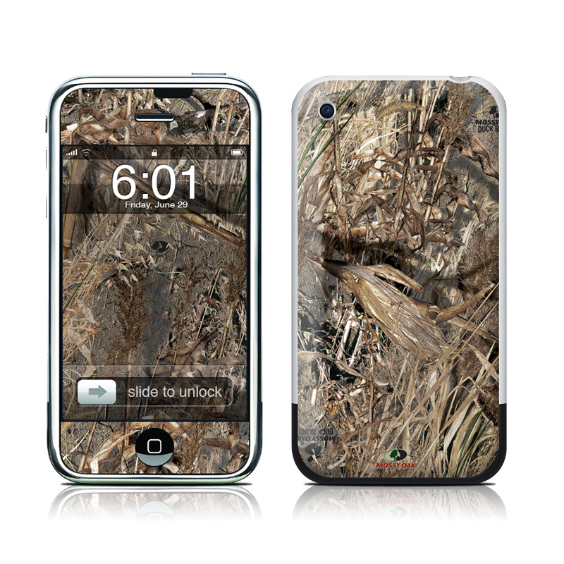 Duck Blind iPhone 1st Gen Skin
