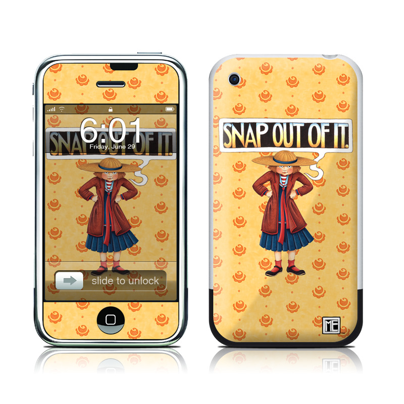 Snap Out Of It iPhone 1st Gen Skin