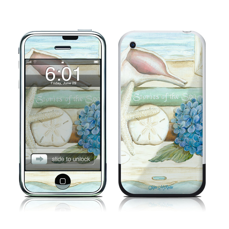 Stories of the Sea iPhone 1st Gen Skin