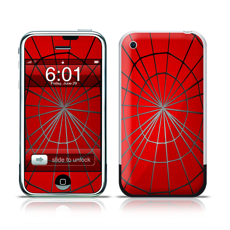 Webslinger iPhone 1st Gen Skin