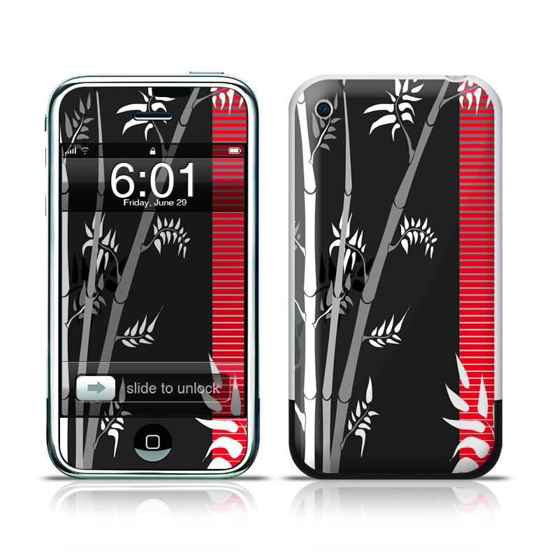 Zen Revisited iPhone 1st Gen Skin