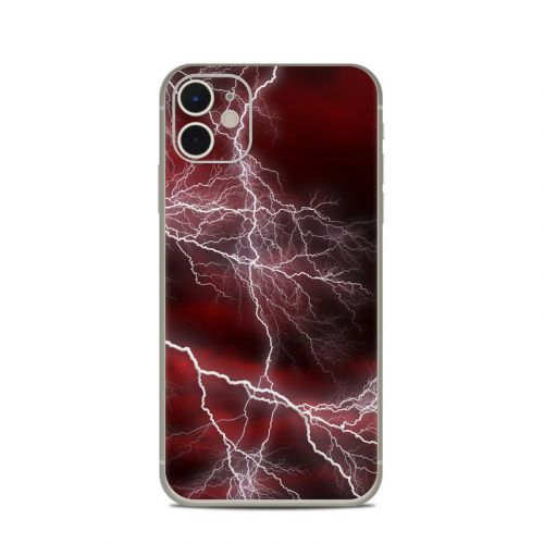Apocalypse Red iPhone 11 Skin
