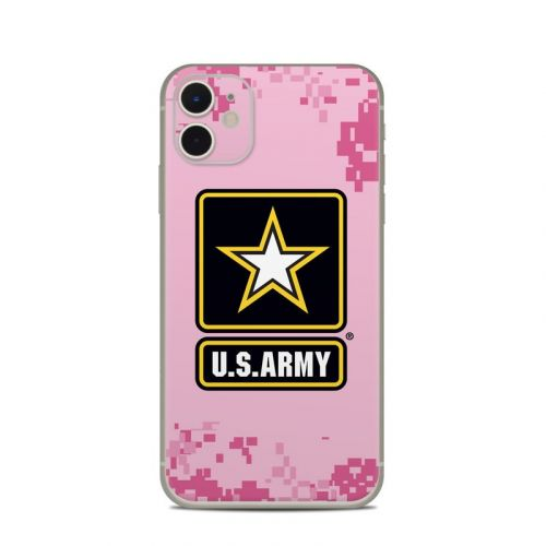 Army Pink iPhone 11 Skin