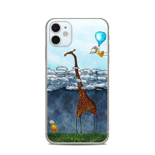 Above The Clouds iPhone 11 Skin