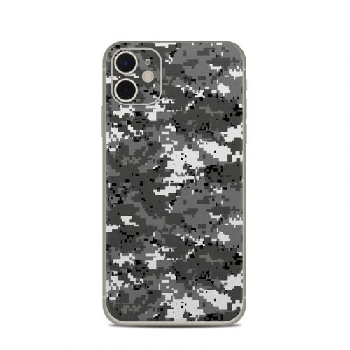 Digital Urban Camo iPhone 11 Skin