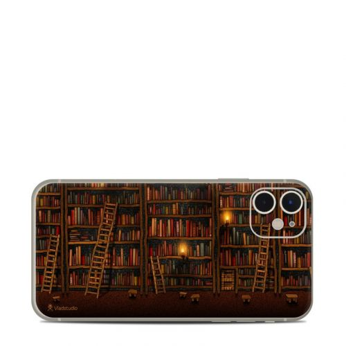 Library iPhone 11 Skin