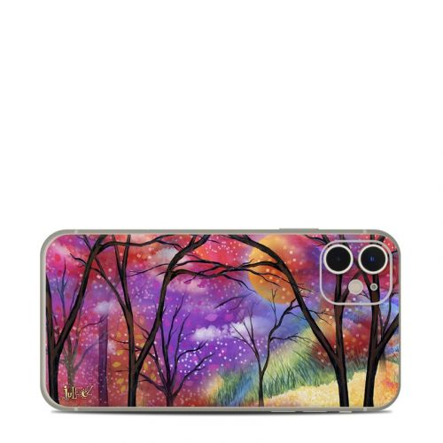 Moon Meadow iPhone 11 Skin