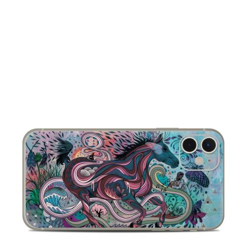Poetry in Motion iPhone 11 Skin