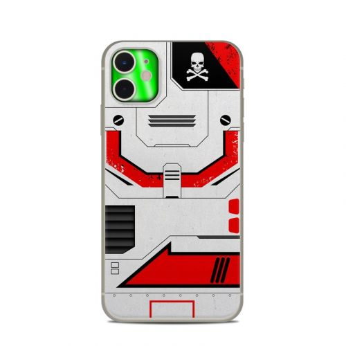 Red Valkyrie iPhone 11 Skin