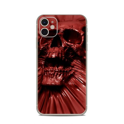 Skull Blood iPhone 11 Skin