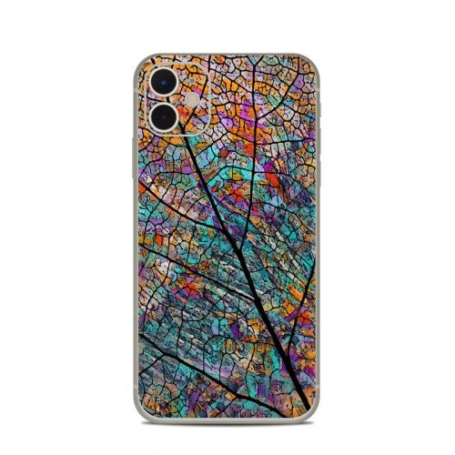 Stained Aspen iPhone 11 Skin