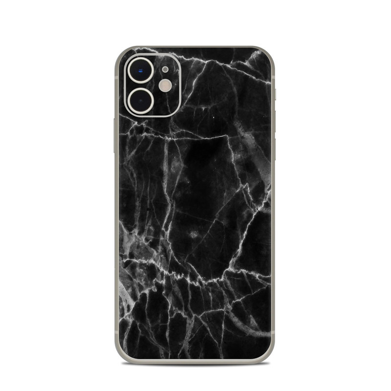 iPhone 11 Skin design of Black, White, Nature, Black-and-white, Monochrome photography, Branch, Atmosphere, Atmospheric phenomenon, Tree, Sky with black, white colors
